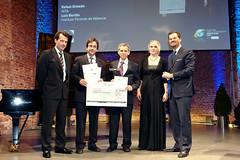 Galileo Masters. Rafael Olmedo y Luís Burillo