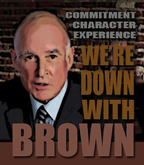 we're down with brown
