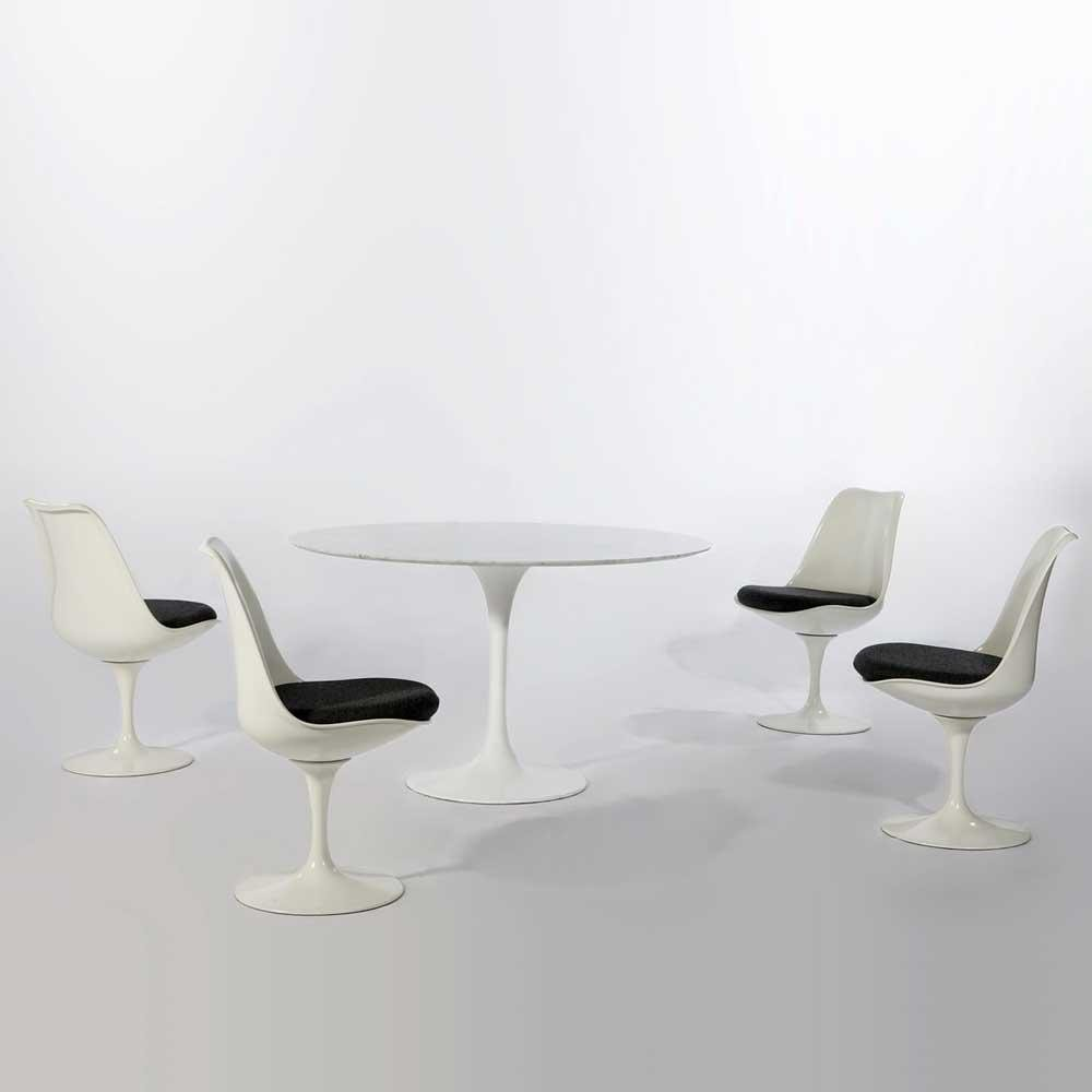 Saarinen Marble Dining Table