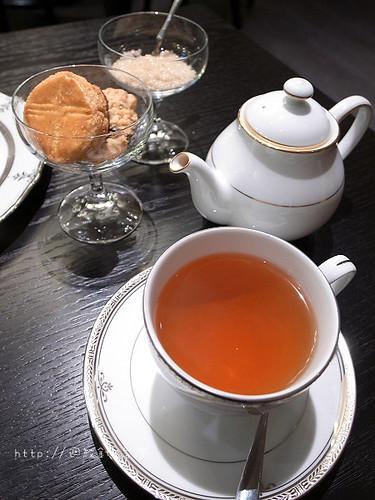Arrow Tree 紅茶餅乾午茶
