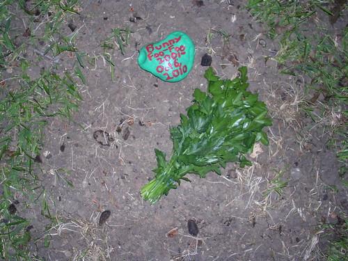 Bunny Foo-Foo's grave