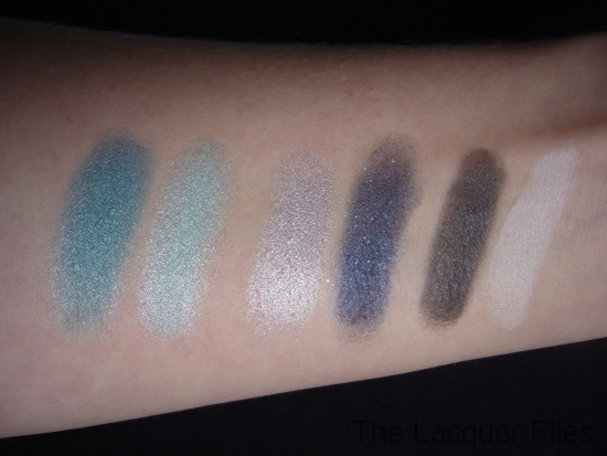 Catrice - Duo Eyeshadow Swatches New Collection November 2010