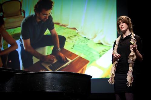 Imogen Heap - PopTech 2010 - Camden, Maine