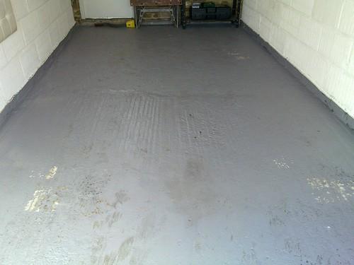 Floor Paint Garage : Garage floor painting page general tvr stuff gossip
