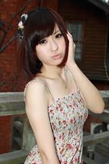 [フリー画像] 人物, 女性, アジア女性, 201105050900