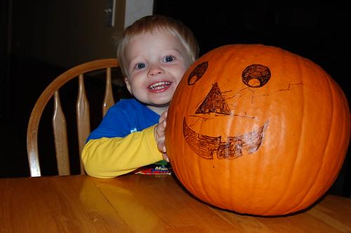 Jon's pumpkin
