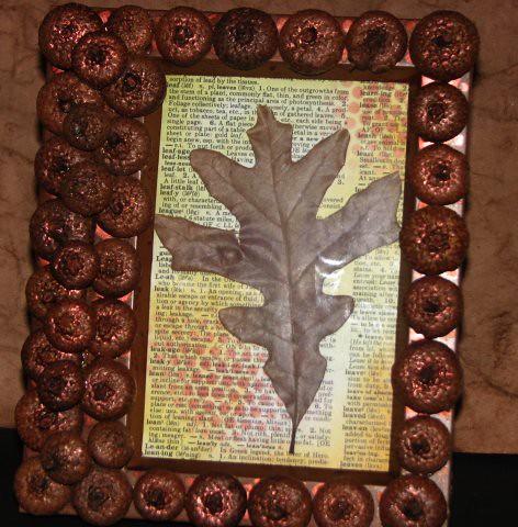 Oak Frame 012
