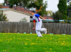 Cricket - Sport Photography by Vladimir D Ivanovic (PhotoArt Gallery VIDIM) Tags: blue friends light shadow sky white milan green boys public field grass sport club clouds ball season landscape happy parents concentration moving coach team nikon brothers helmet bat australia melbourne competition skills running games victoria since cricket falling grandparents impact bowling junior 1975 catch match pitch relatives suburbs midair practice players spectators technique bowler seam mcc stumps trainer bails opposition referees 2010 instructor wickets sportsmanship coordination wicketkeeper trainings fielder 2011 mulgrave dushan duan photoartvlade