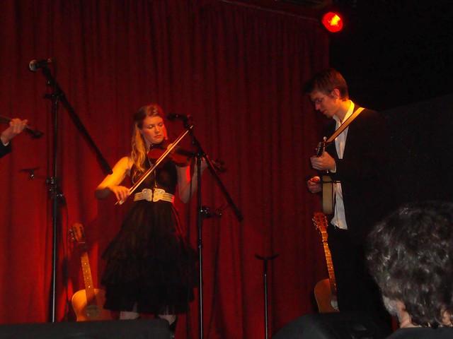 Helene Blum en Harald Haugaard Kwartet