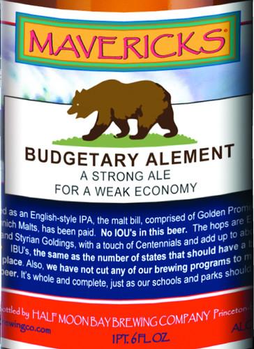 hmb-budget-ale-label