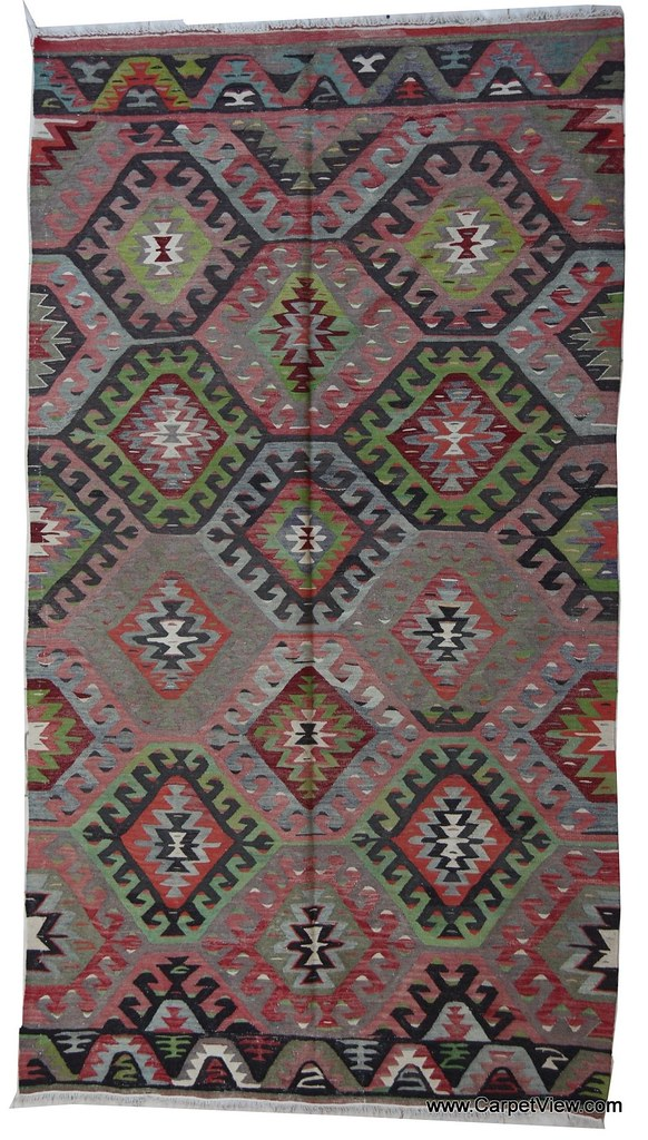 Anatolian Turkish Kilim rug
