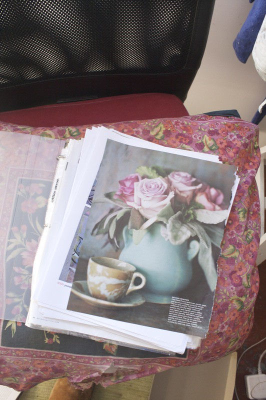 roses and tea inspire me