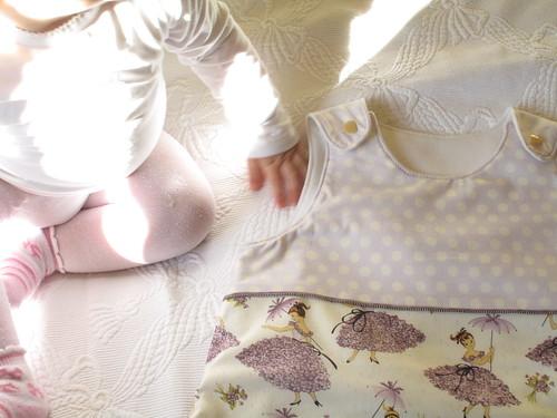 Um saco de cama para os mais pequenos