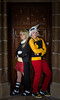 Maka and Soul (yeshayden) Tags: cosplay souleater makaalbarn souleaterevans