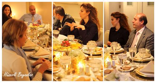 Güral Porselen ile Öğle Yemeği - Antre G House (04.11.2010)