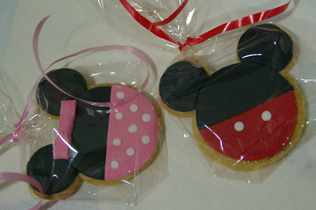 Pakaging galletas Mickey & Minnie Mouse