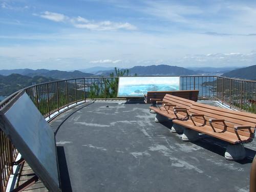 尾道市向島 高見山 山頂の画像 12