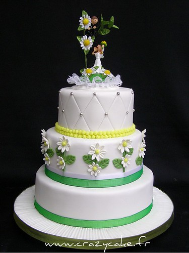 Camilles wedding cake