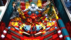 Marvel Pinball PS3: Iron Man