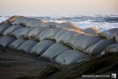 BRYANELKUS_198722 (bryan elkus) Tags: ocean storm beach nc waves wind atlantic hatteras cape outer banks obx noreaster rodanthe hwy12 2010noreasterday3sunrise