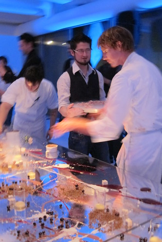 Alinea West: Chef Grant Achatz Makes Dessert