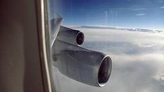 Onboard B747-400 Business Class - Lufthansa (Matt@PEK) Tags: lufthansa staralliance pentax businessclass b744