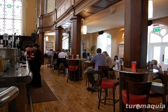 The Church Bar - Dublin