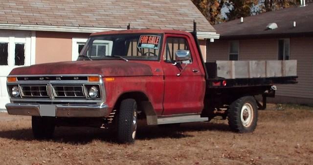 ford pickup pickuptruck 1977 oldtruck fordtruck fordpickup f250 fordf250
