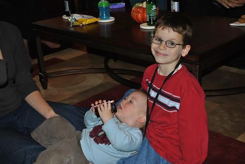 November 2010 k visit tp party 047