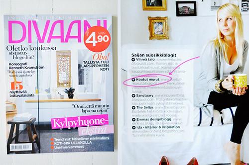 Divaani magazine
