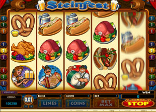 Steinfest slot game online review
