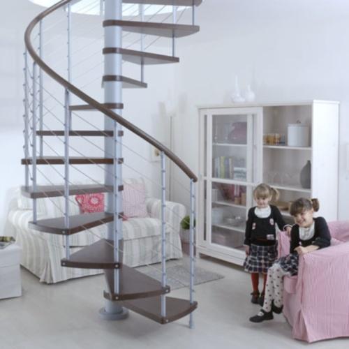Kloe Kit Spiral Stair Arke 1 (Staircase Warehouse) Tags