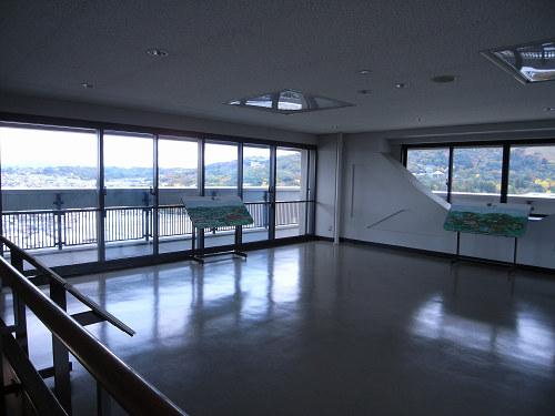 奈良県庁屋上展望台-01