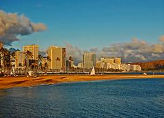 Magic (jcc55883) Tags: hawaii waikiki oahu magicisland diamondhead alamoanabeachpark rainbowtower