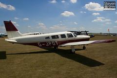 G-JPOT - 32R-8113065 - Private - Piper PA-32R-301 Saratoga SP - 100710 - Fowlmere - Steven Gray - IMG_6752
