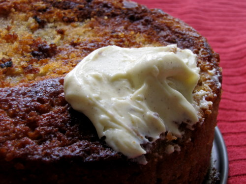 Belinda Jeffery Mix and Bake Banana Cake Recipe