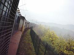 Un fria mañana (vramirezolate) Tags: tren trenes puente sony locomotora ferrocarril viaducto fepasa 16000 collipulli malleco hx1