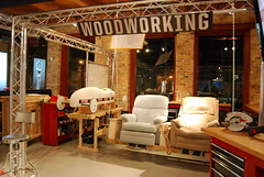 Woodworking Section