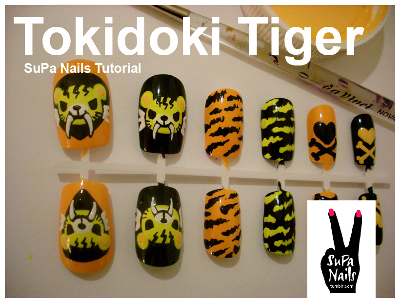 outlet store 0c92a cf3a6 Kristen from Malibu asked me to do a Tokidoki... - SuPa Nails