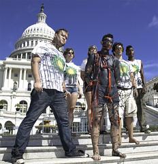 BP Oil Spill Into DC