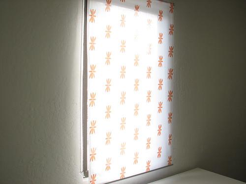 Evil Curtains closed