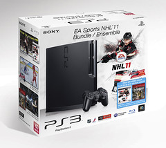 PS3 NHL11 Bundle