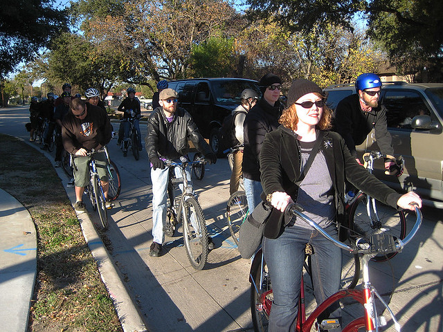BFR Black Friday Ride - Richardson Back Roads