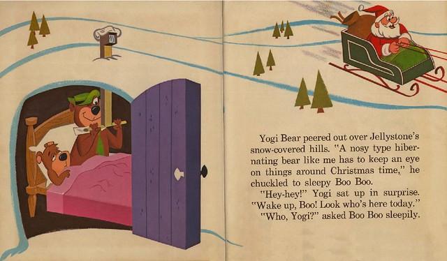Yogi Bear Helps Santa003