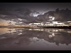 Mud. Crosby beach. Explored! (Ianmoran1970) Tags: beach reflections sand boots crosby showme muddyboots explored ianmoran ianmoran1970