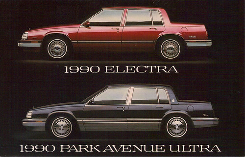 F D F Cc on 1989 Buick Park Ave Limited