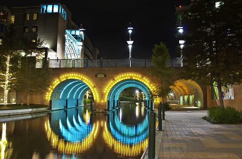 waterway avenue