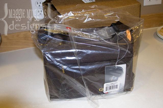 Camera Bag - Arrived