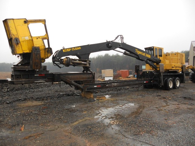 2005 Tigercat Loader for sale at wwwforestryfirstcom by Forestry First