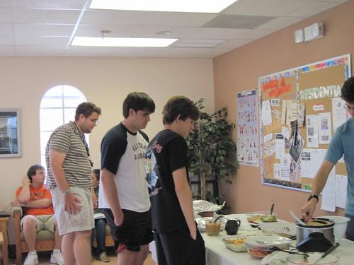 Brevard Students Celebrate Thanksgiving